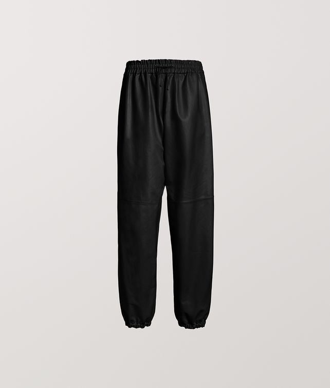 BOTTEGA VENETA TROUSERS IN CALF LEATHER  Trousers and Shorts [*** pickupInStoreShippingNotGuaranteed_info ***] fp