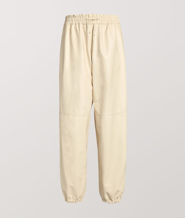 BOTTEGA VENETA PANT IN CALF Pants and Shorts Man fp
