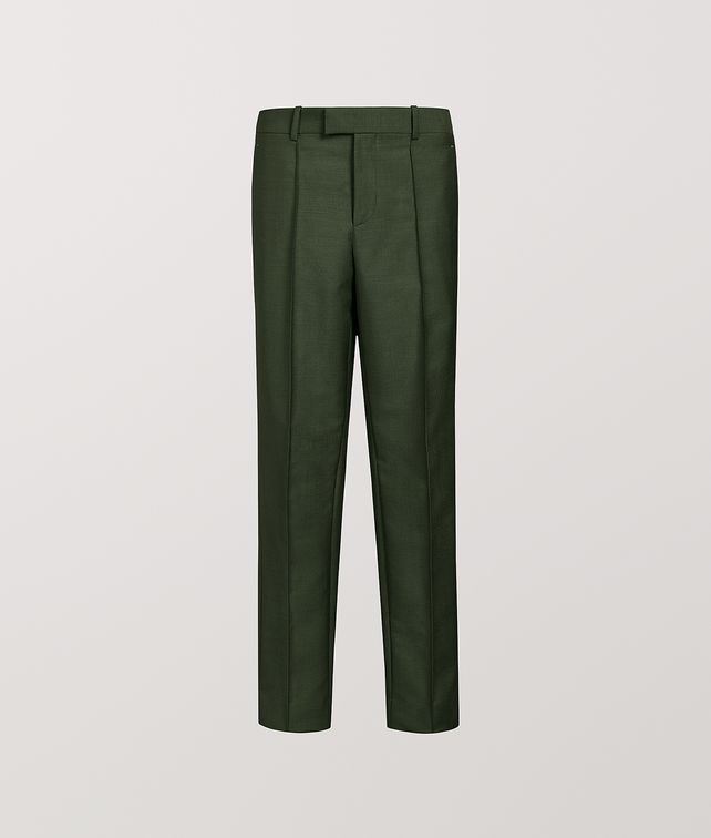 BOTTEGA VENETA TROUSERS IN LIGHT MOHAIR WOOL Trousers and Shorts [*** pickupInStoreShipping_info ***] fp