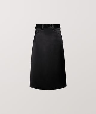 SKIRT IN VISCOSE