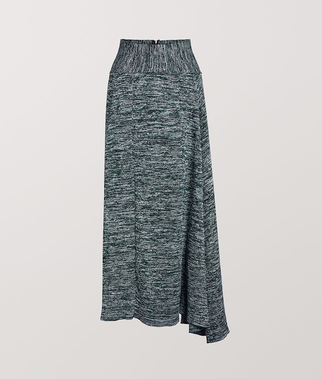 BOTTEGA VENETA SKIRT IN COTTON Skirt Woman fp