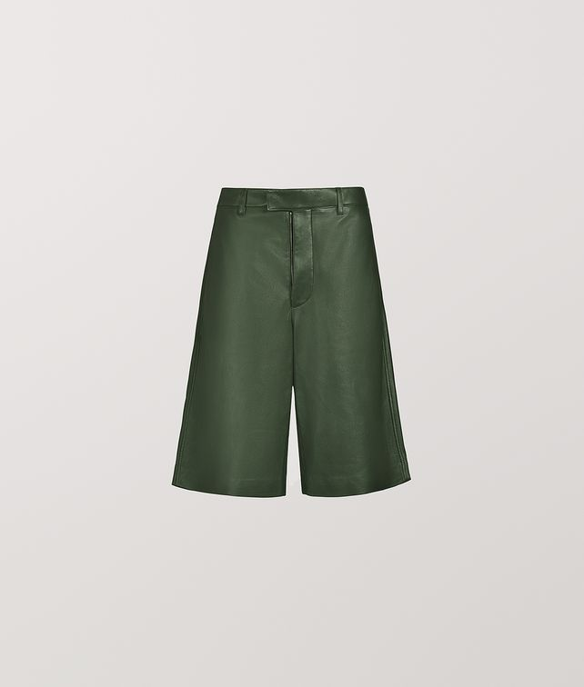 BOTTEGA VENETA SHORT IN NAPPA Trousers and Shorts [*** pickupInStoreShipping_info ***] fp