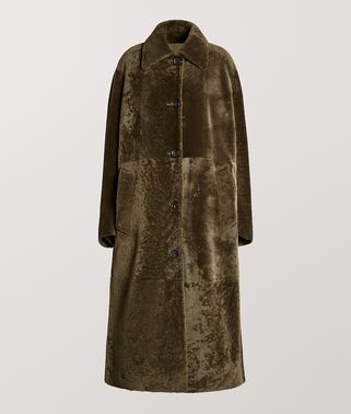 CAPPOTTO IN SHEARLING