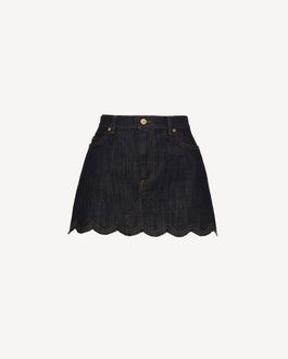 REDValentino Shorts Woman RR0RFA55428 0NO a