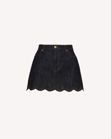 REDValentino RR0DD00SGHV 518 Mini skirt Woman a
