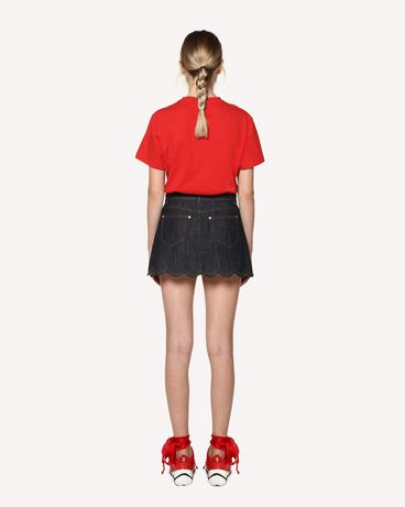 REDValentino RR0DD00SGHV 518 Mini skirt Woman r