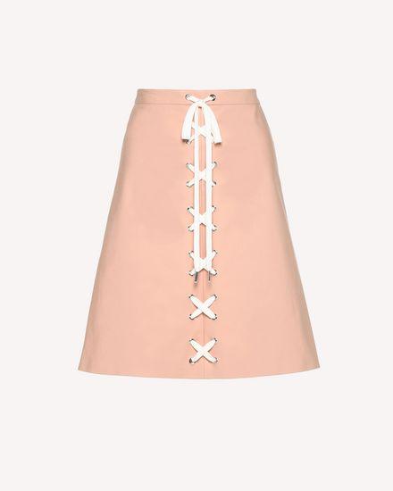 REDValentino Midi Skirt Woman RR0RAB100VL GS7 a
