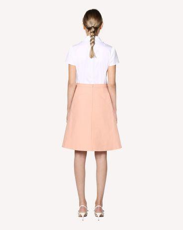 REDValentino RR0RAB100VL GS7 Midi Skirt Woman r