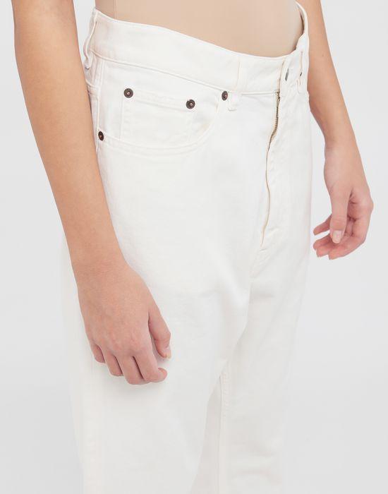 MM6 MAISON MARGIELA Classic cropped denim pants Trousers [*** pickupInStoreShipping_info ***] a