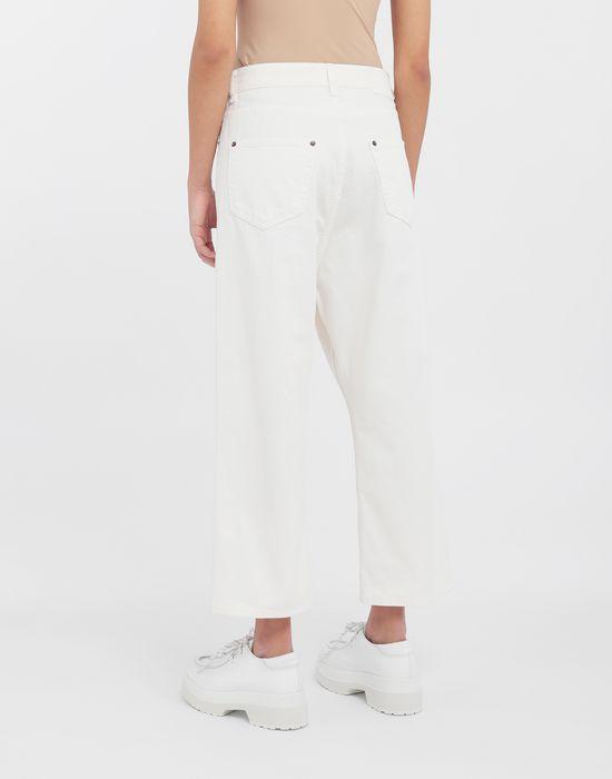 MM6 MAISON MARGIELA Classic cropped denim pants Trousers [*** pickupInStoreShipping_info ***] e