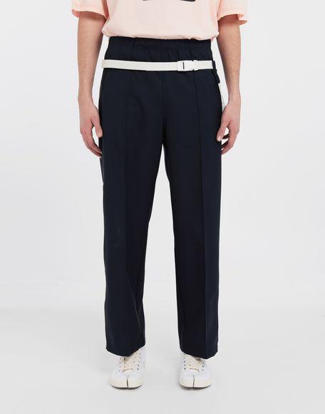 MAISON MARGIELA Bumbag pocket lining pants Casual pants Man r