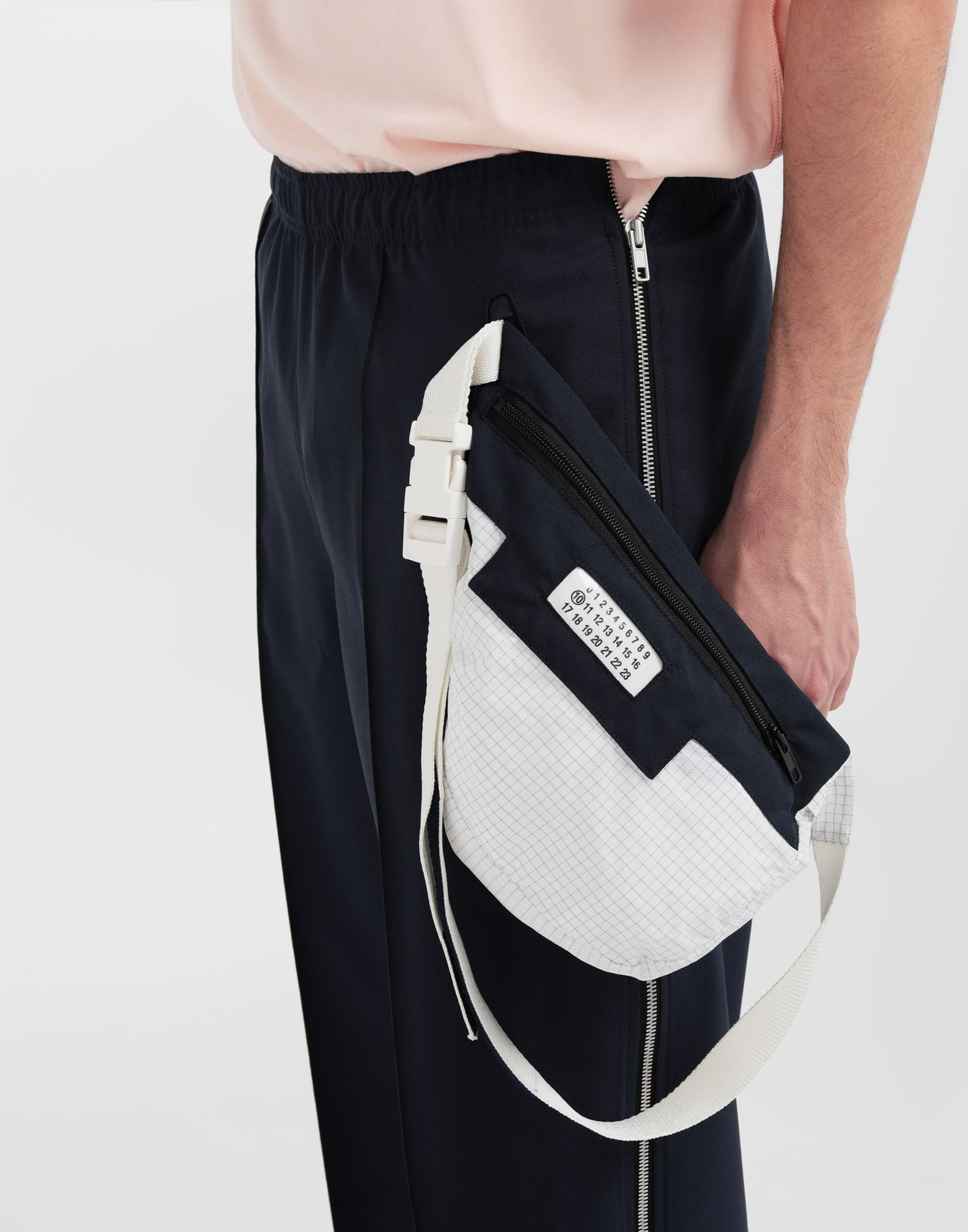 MAISON MARGIELA Bumbag pocket lining pants Casual pants Man a