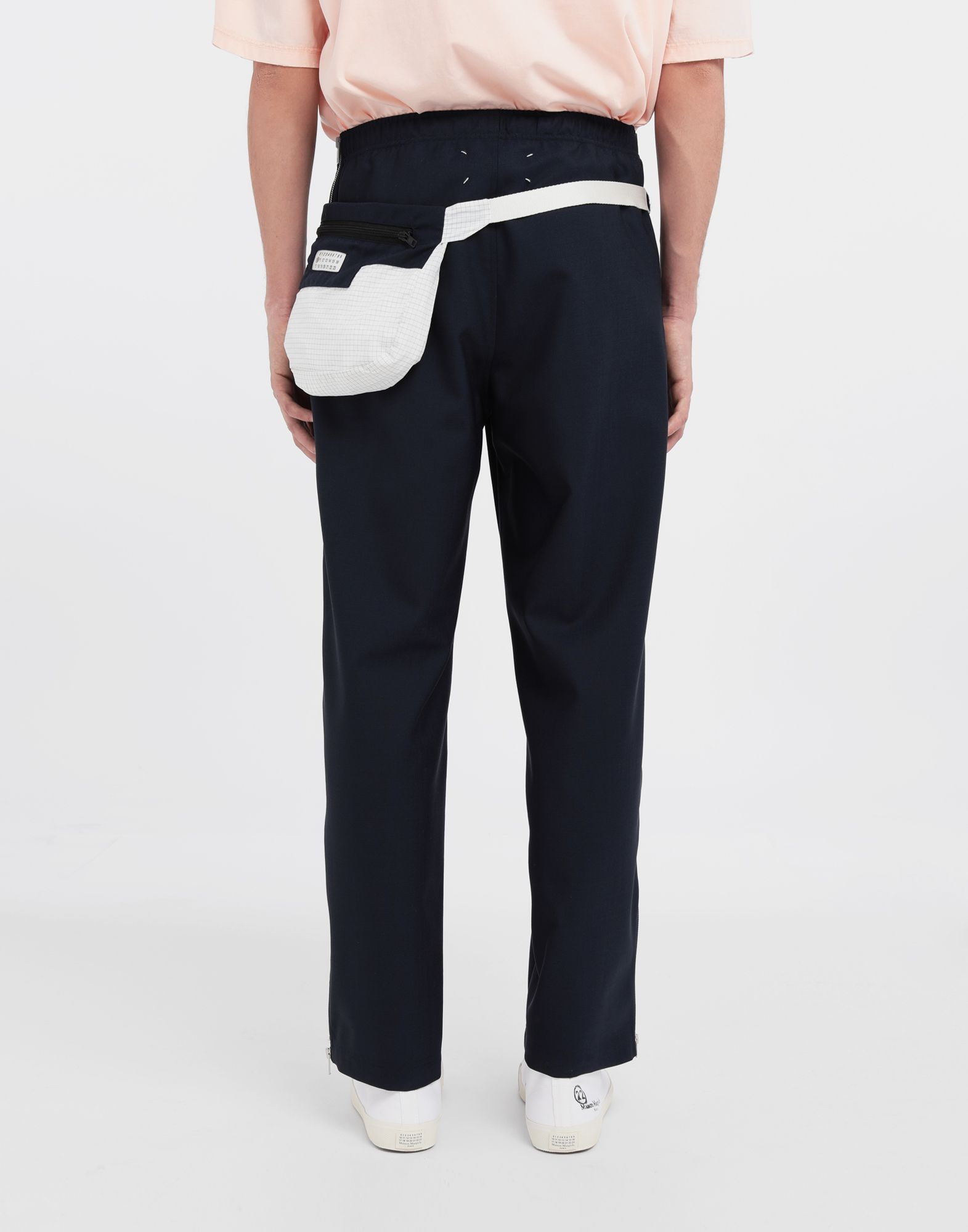 MAISON MARGIELA Bumbag pocket lining pants Trousers Man e