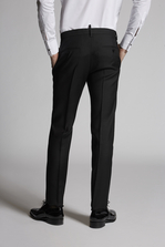 DSQUARED2 Wool & Silk Tokyo Pants Классические брюки Для Мужчин