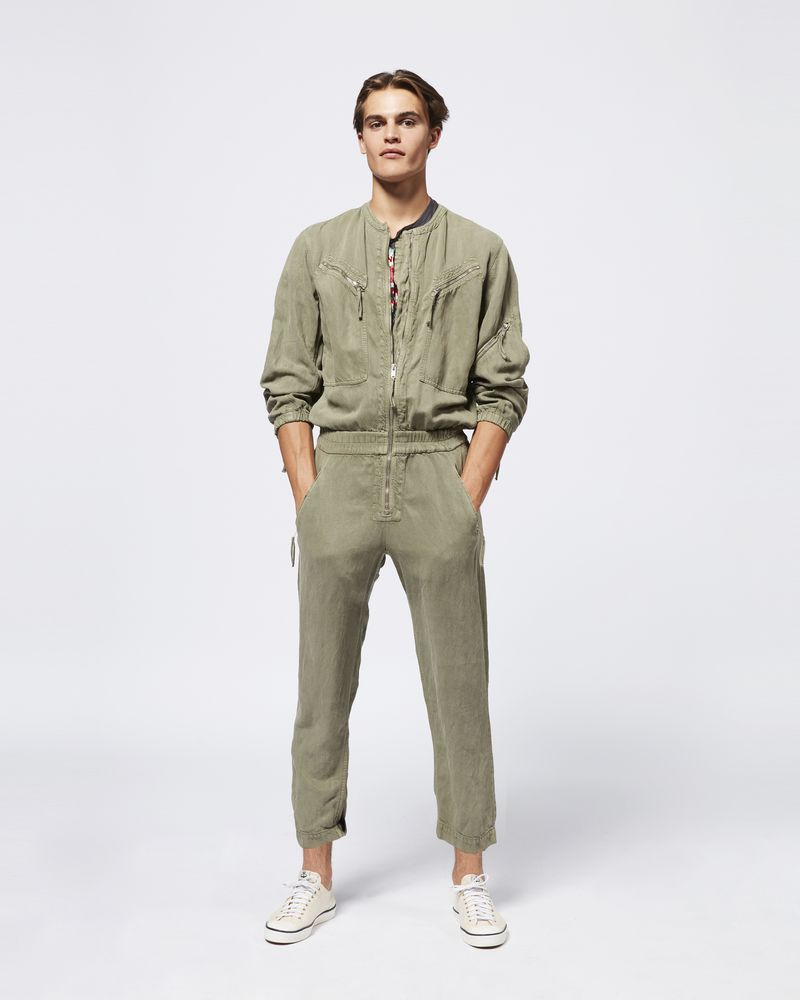 ORLEY jumpsuit ISABEL MARANT