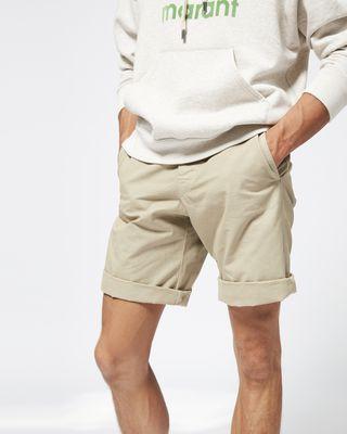 ISABEL MARANT SHORTS Man LORIAN shorts r