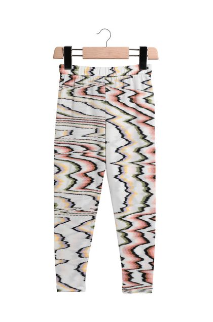 MISSONI KIDS Leggings  Bianco Donna - Fronte