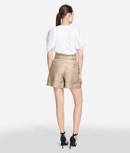 KARL LAGERFELD High-Waist Shorts 9_f