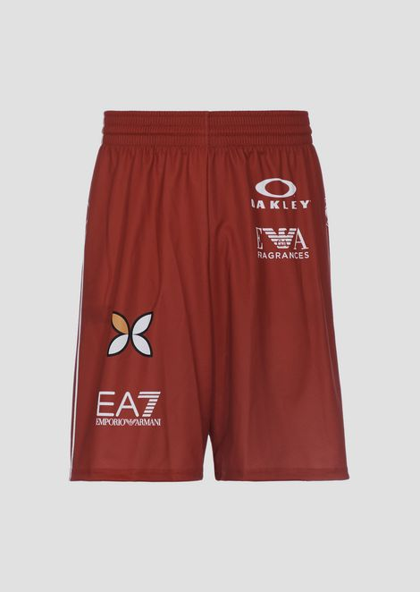 Red 18/19 Championship shorts