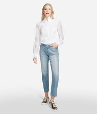 KARL LAGERFELD Sparkle Girlfriend Jeans 9_f