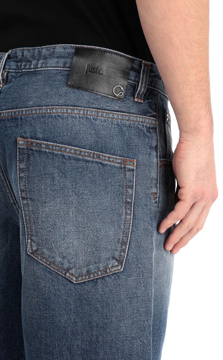 JUST CAVALLI Denim shorts Shorts [*** pickupInStoreShippingNotGuaranteed_info ***] e