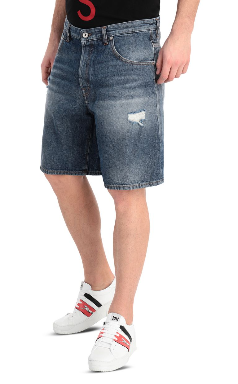 JUST CAVALLI Denim shorts Shorts [*** pickupInStoreShippingNotGuaranteed_info ***] f