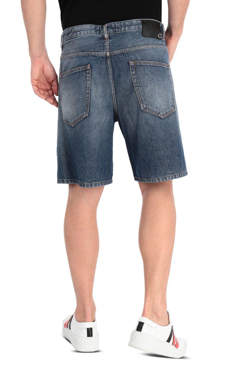 JUST CAVALLI Denim shorts Shorts [*** pickupInStoreShippingNotGuaranteed_info ***] r