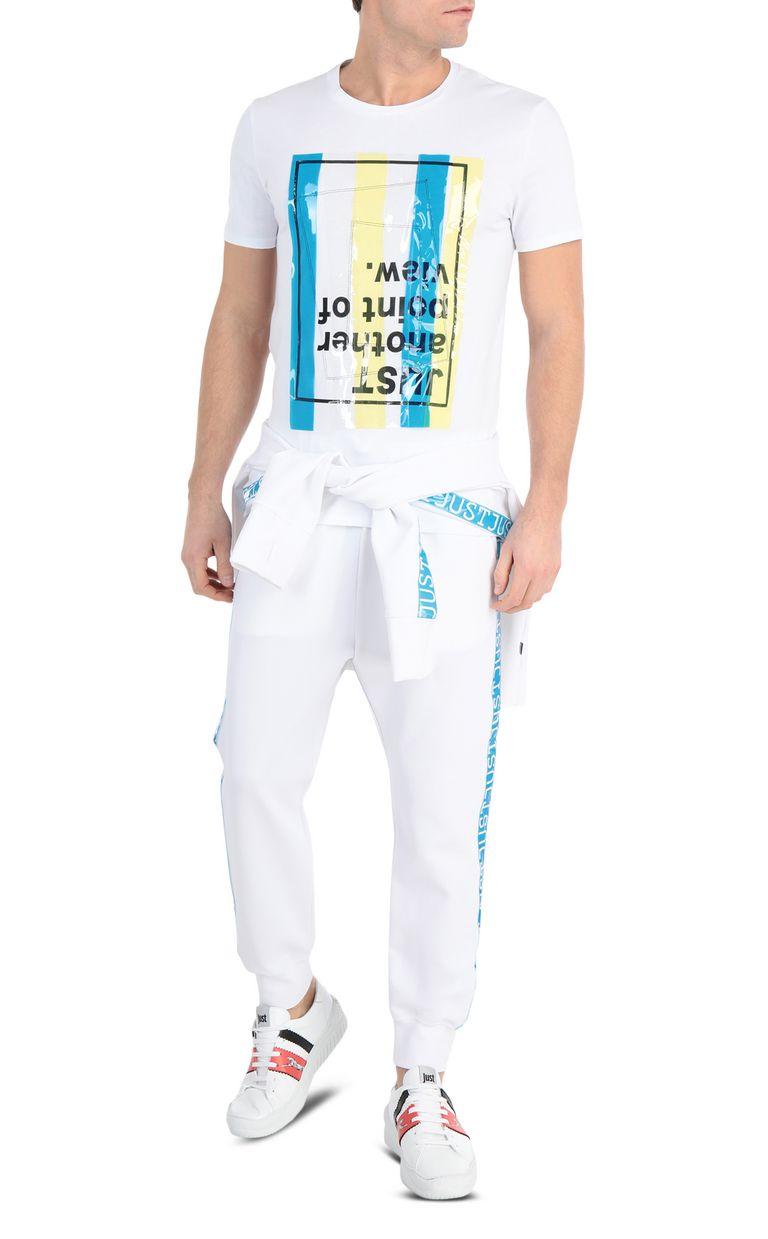 JUST CAVALLI Jogging pants Casual pants Man d
