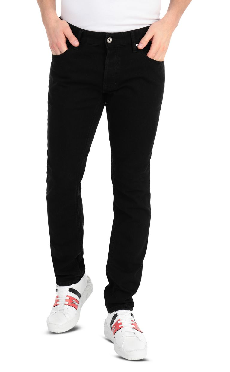 JUST CAVALLI Logoed jeans with a Just fit Jeans Man f