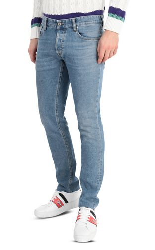 Classic jeans with a Just fit