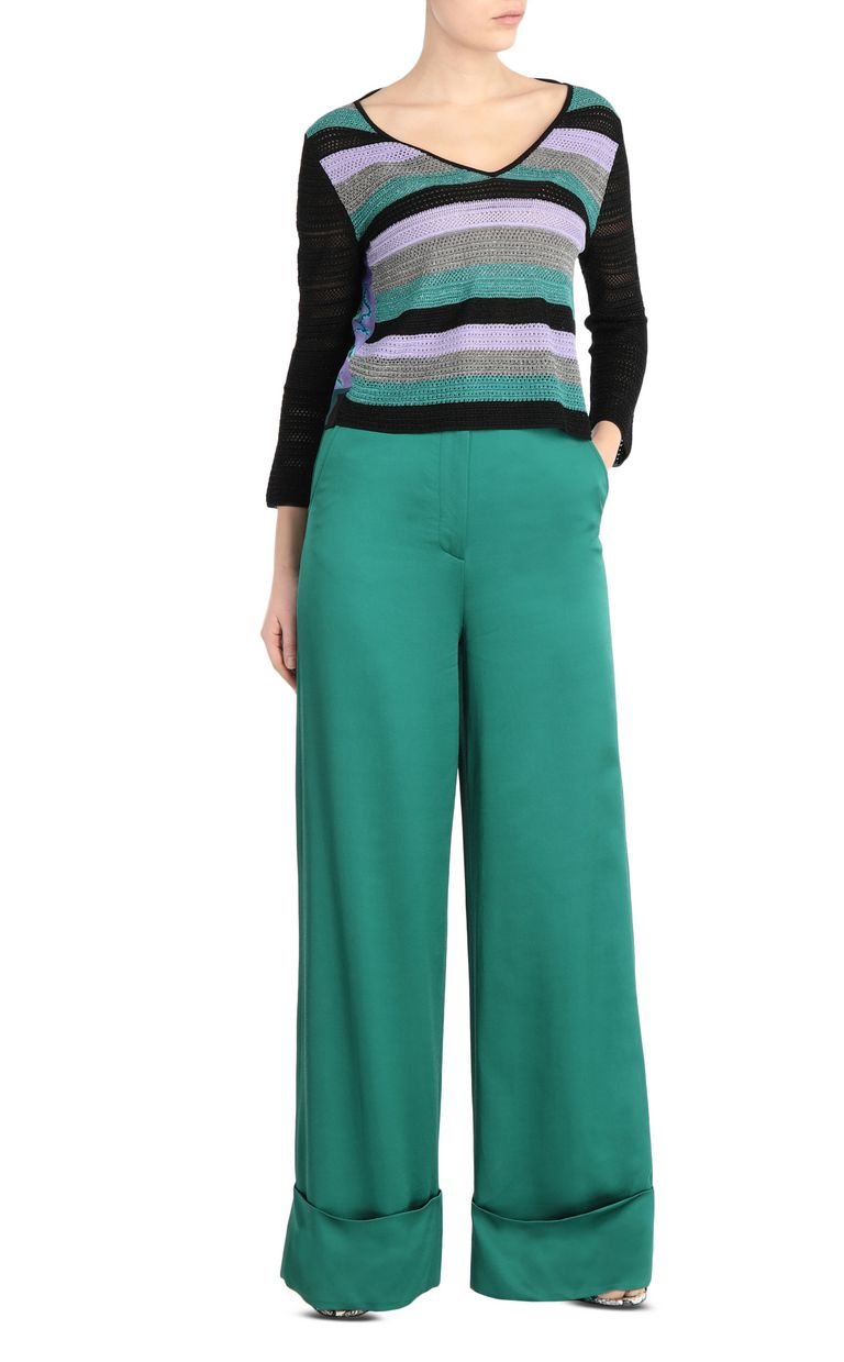 JUST CAVALLI Elegant trousers Casual pants Woman d
