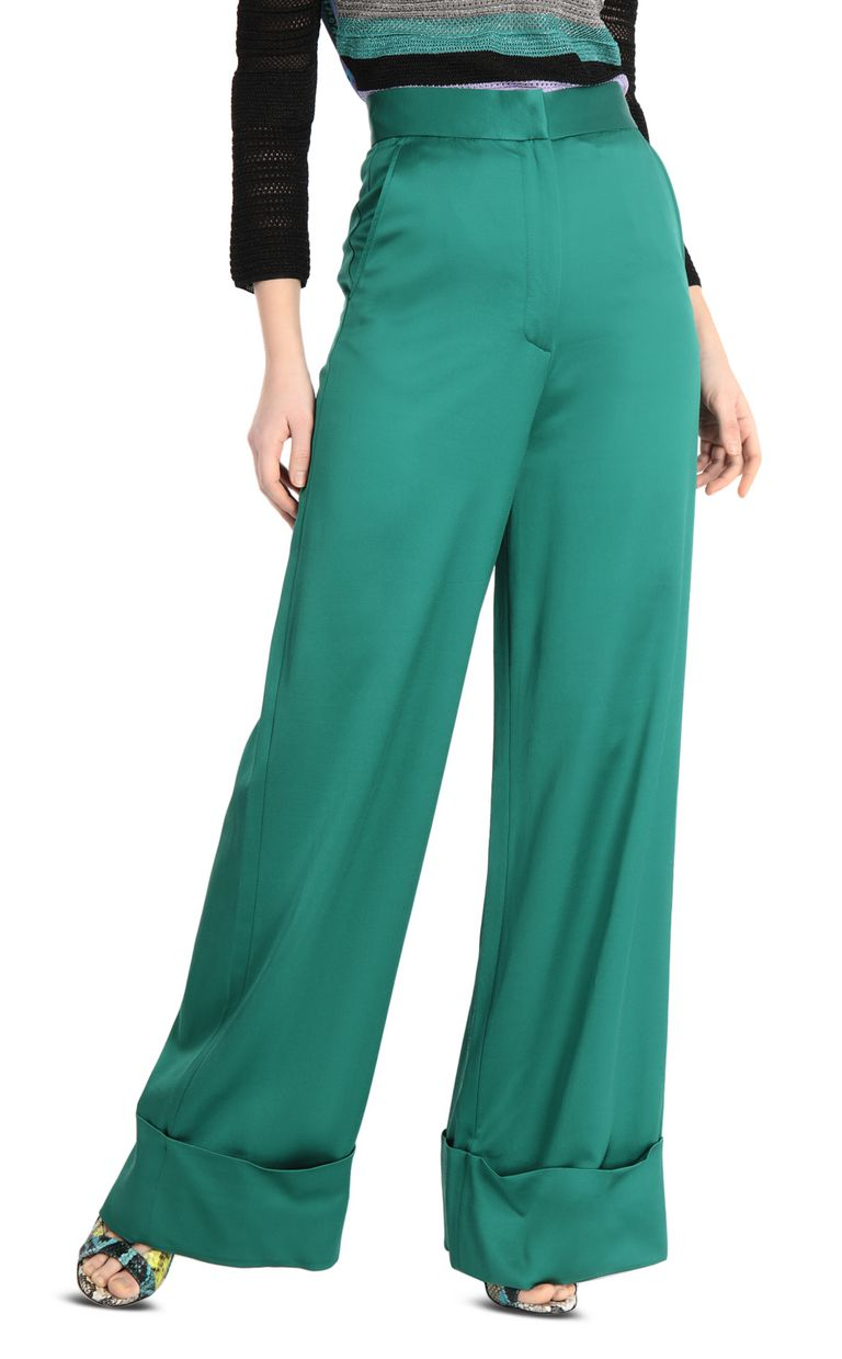 JUST CAVALLI Elegant trousers Casual pants Woman f