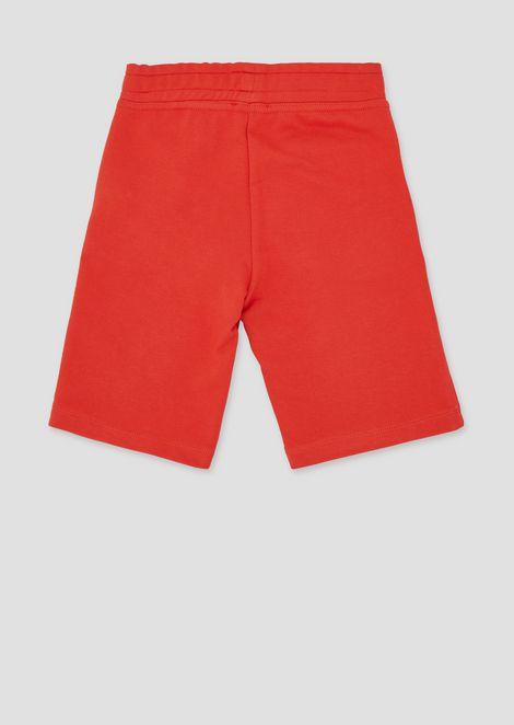 Manga Bear fleece shorts