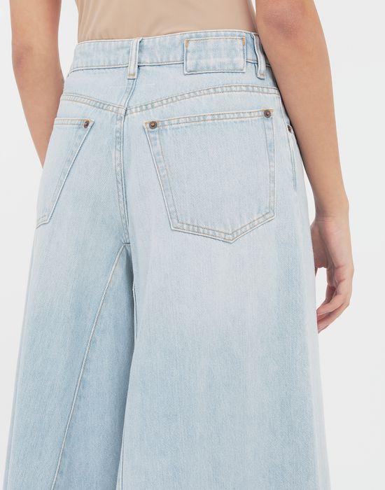 MM6 MAISON MARGIELA Flared washed denim pants Jeans [*** pickupInStoreShipping_info ***] b