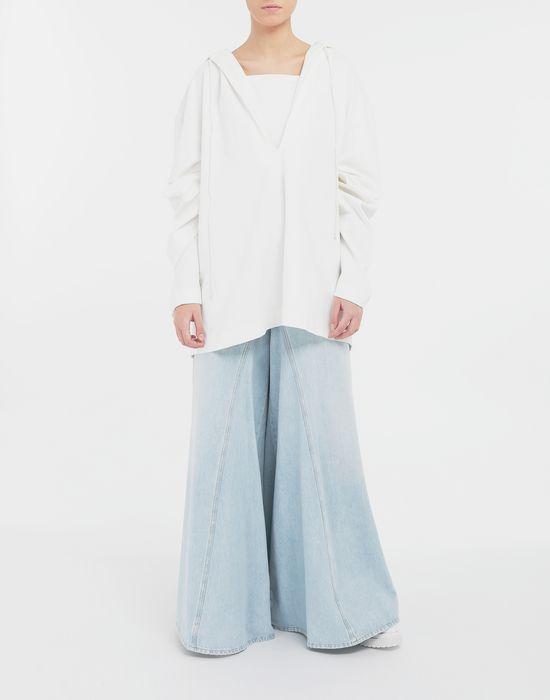 MM6 MAISON MARGIELA Flared washed denim pants Jeans [*** pickupInStoreShipping_info ***] d