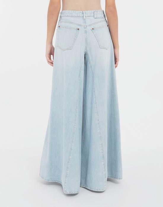 MM6 MAISON MARGIELA Flared washed denim pants Jeans [*** pickupInStoreShipping_info ***] e
