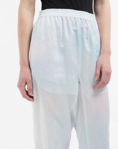 PANTS Tie-dye cropped pants