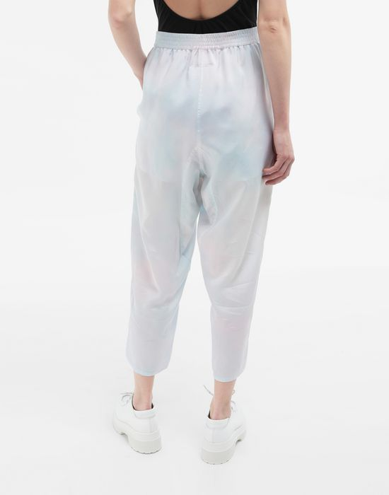 MM6 MAISON MARGIELA Tie-dye cropped pants Casual pants [*** pickupInStoreShipping_info ***] e