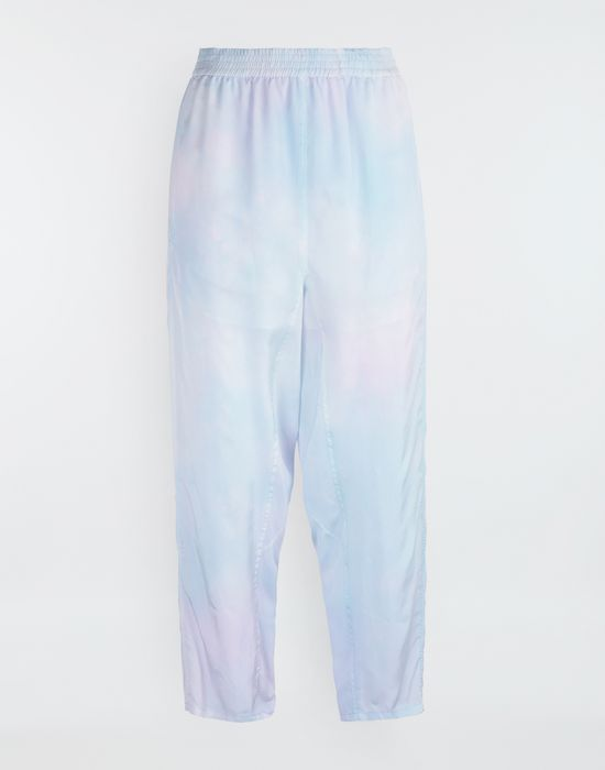 MM6 MAISON MARGIELA Tie-dye cropped pants Casual pants [*** pickupInStoreShipping_info ***] f