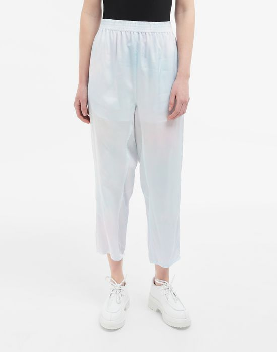 MM6 MAISON MARGIELA Tie-dye cropped pants Casual pants [*** pickupInStoreShipping_info ***] r