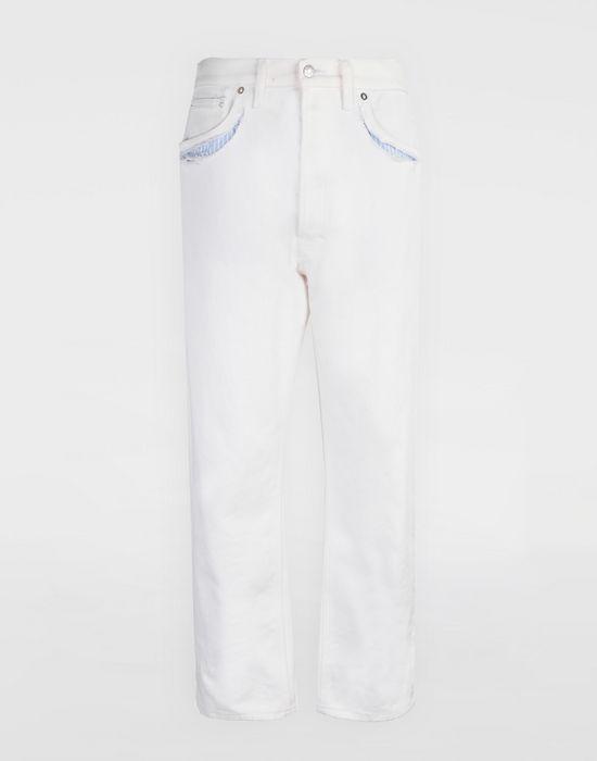 MAISON MARGIELA Décortiqué denim pants Jeans [*** pickupInStoreShipping_info ***] f