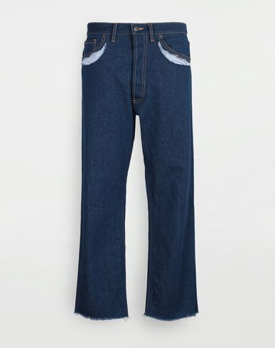 MAISON MARGIELA Décortiqué denim pants Jeans [*** pickupInStoreShipping_info ***] f