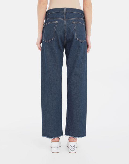 MAISON MARGIELA Décortiqué denim pants Jeans [*** pickupInStoreShipping_info ***] e