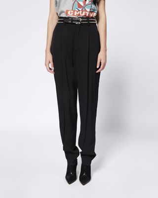ISABEL MARANT PANT Woman POYD pants r
