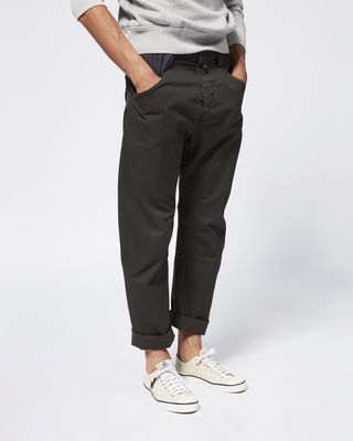 ISABEL MARANT PANT Man LYSTON pants r