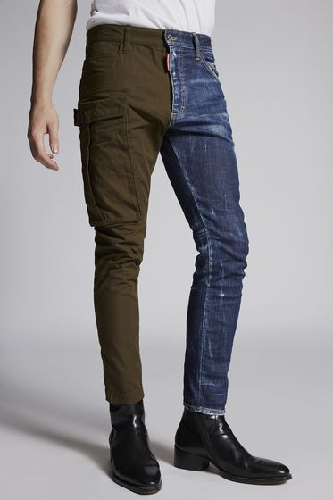 DSQUARED2 Trousers Man S71KB0179SY1352900 m