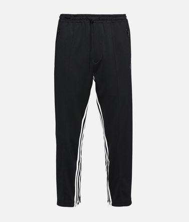 Y-3 3-Stripes Cropped Track Pants
