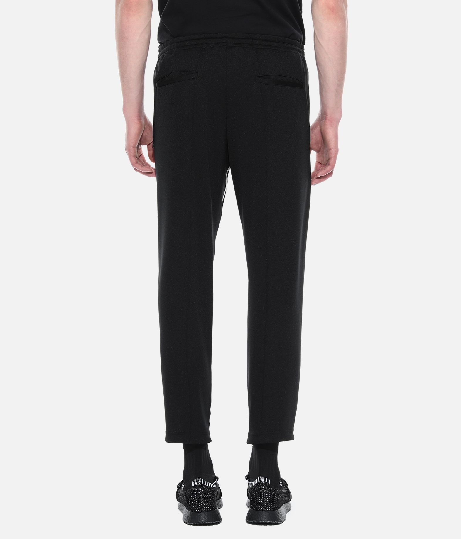 Y-3 Y-3 3-Stripes Cropped Track Pants Tracksuit bottoms Man d
