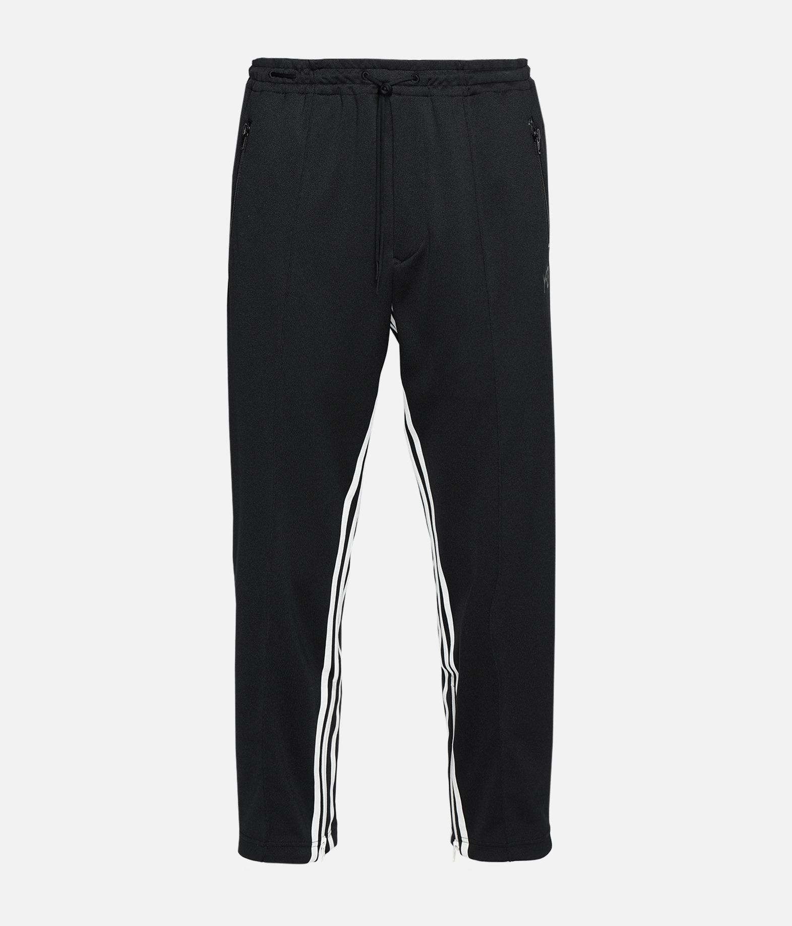 Y-3 Y-3 3-Stripes Cropped Track Pants Tracksuit bottoms Man f