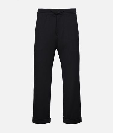 Y-3 Turn-Up Track Pants